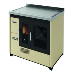 Pellet stove Punto Fuoco ENRICA-90 9.3Kw