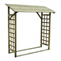 Pergola legnaia in legno impregnato 180x70 Betulla