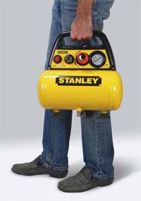 Casa Immobiliare Accessori Compressore Stanley 6 Litri