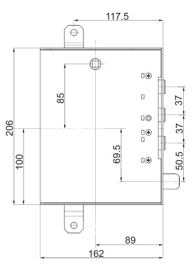 Serratura porta blindata mottura 89 nr471gr triplice 1 2g for Chiave bulgara prezzo