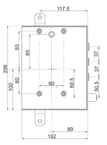 Serratura porta blindata mottura 89 r571g 9 triplice 1 2g for Chiave bulgara prezzo