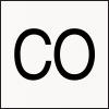 Emissione di CO misurato al 13% di Ossigeno stufa a pellet Rita Elite